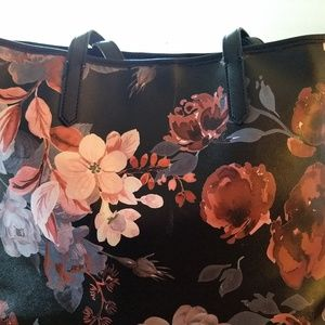 Kenneth Cole Floral Tote